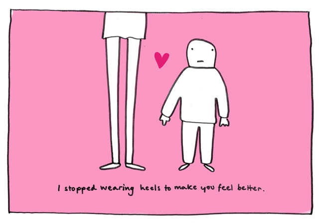 Happy Fucking Valentines, Illustrated Sentiments About Love & Sex