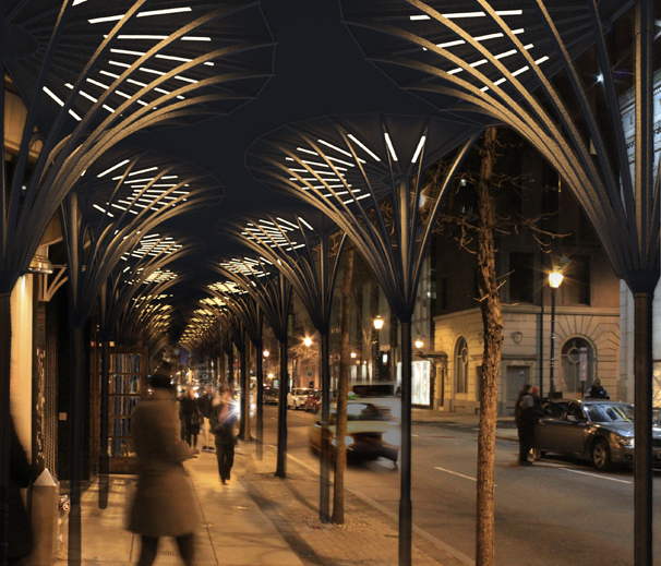 The Urban Umbrella by Agencie Group