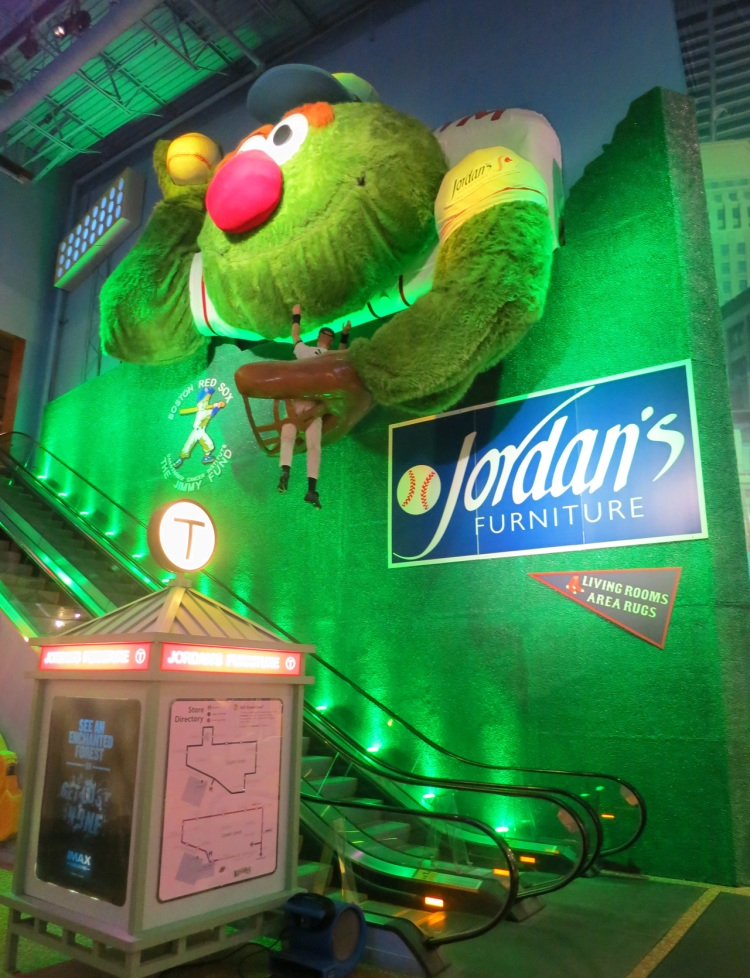 Jordan s Furniture Store in Reading MA Houses an IMAX