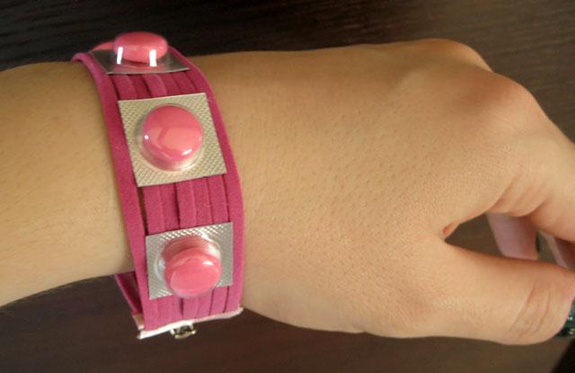 Expired Pill Bracelets