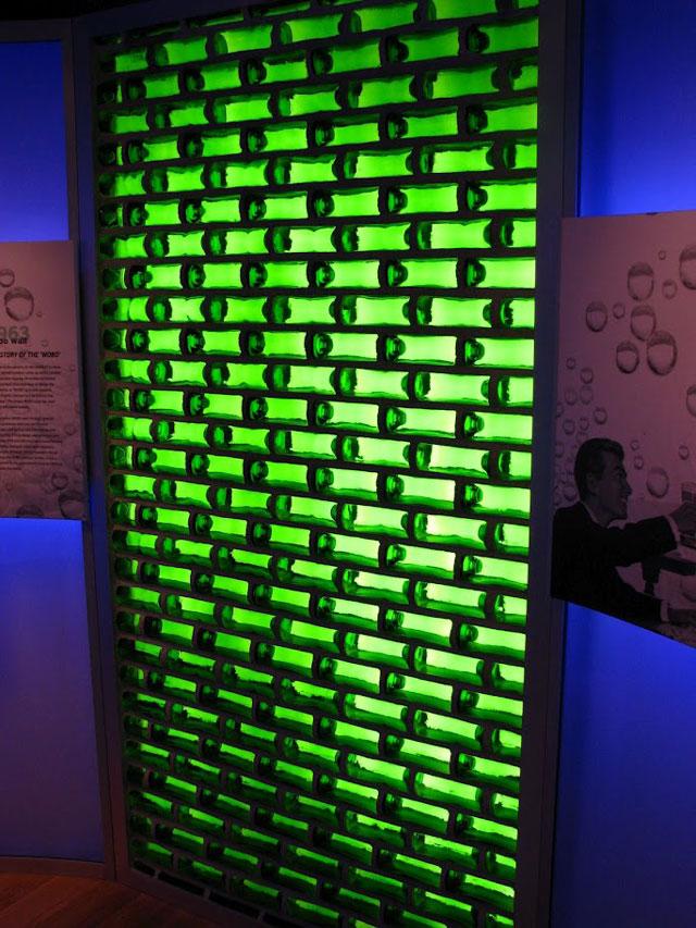 Heineken Wobo A Beer Bottle Brick For Building Eco Homes