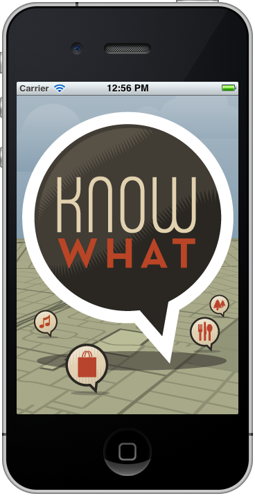 Know What app