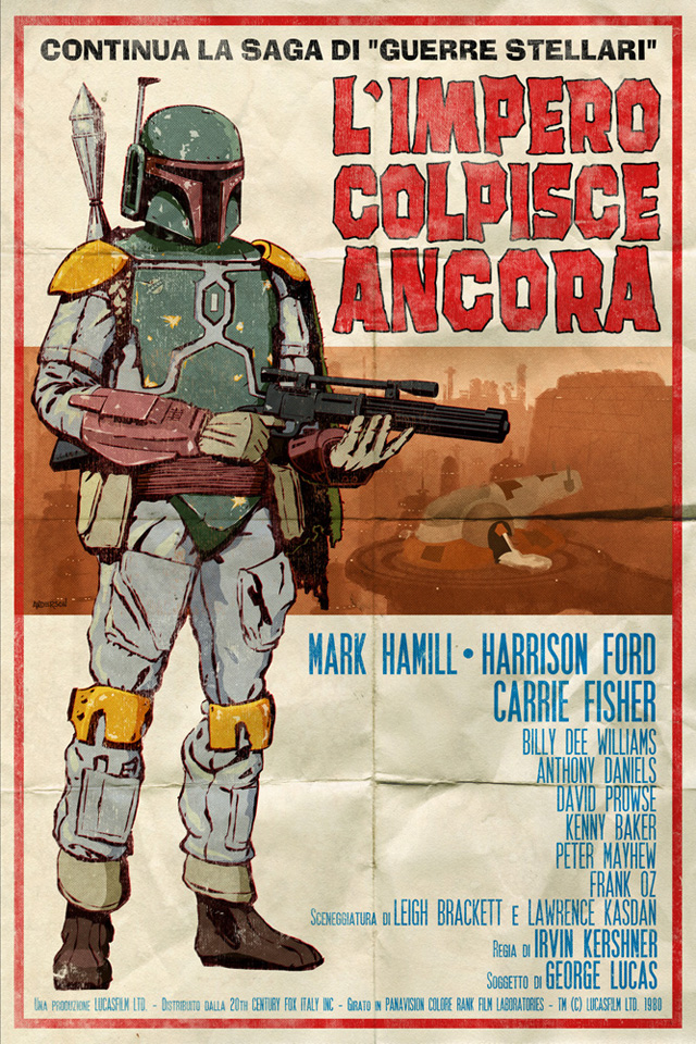 L'impero Colpisce Ancora (The Empire Strikes Back) by Timothy Anderson