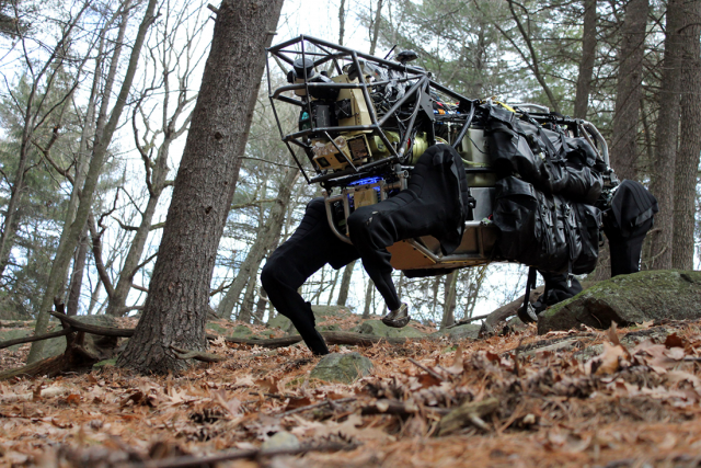 LS3 by Boston Dynamics