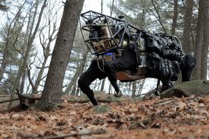 LS3 by Boston Dynamics