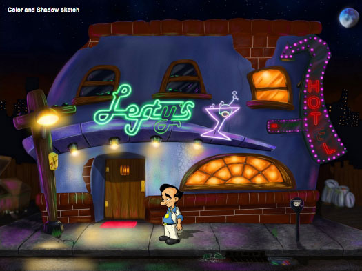 Leisure Suit Larry and the Land of the Lounge Lizards: Reloaded