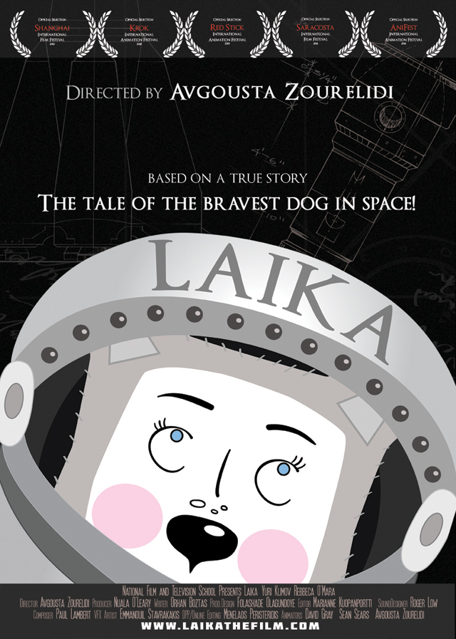 Laika Short Animation
