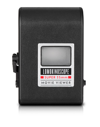 Lomokino windup 35mm movie camera