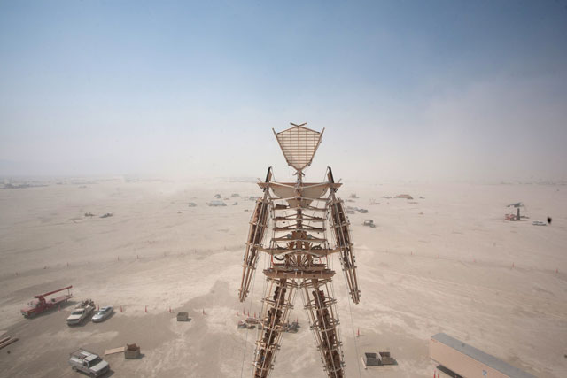 How To Experience Burning Man 2012 Remotely