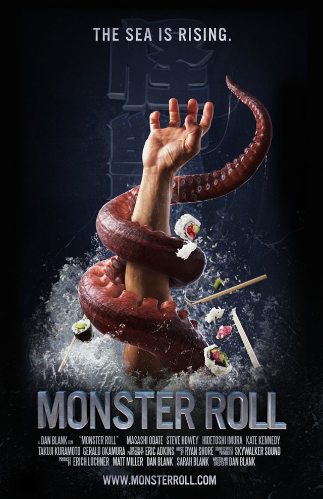 Monster Roll from Dan Blank