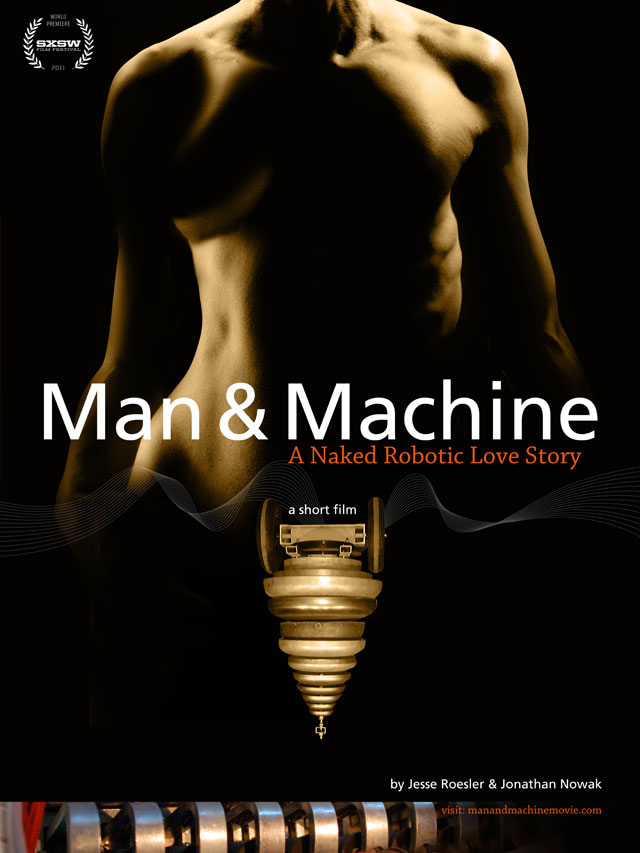 Man & Machine: A Naked Robotic Love Story