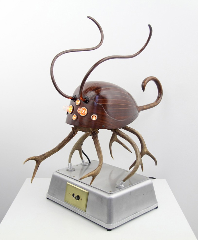 Mandolinsect by Nemo Gould