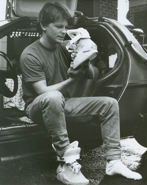 Back for the Future Nike MAGs