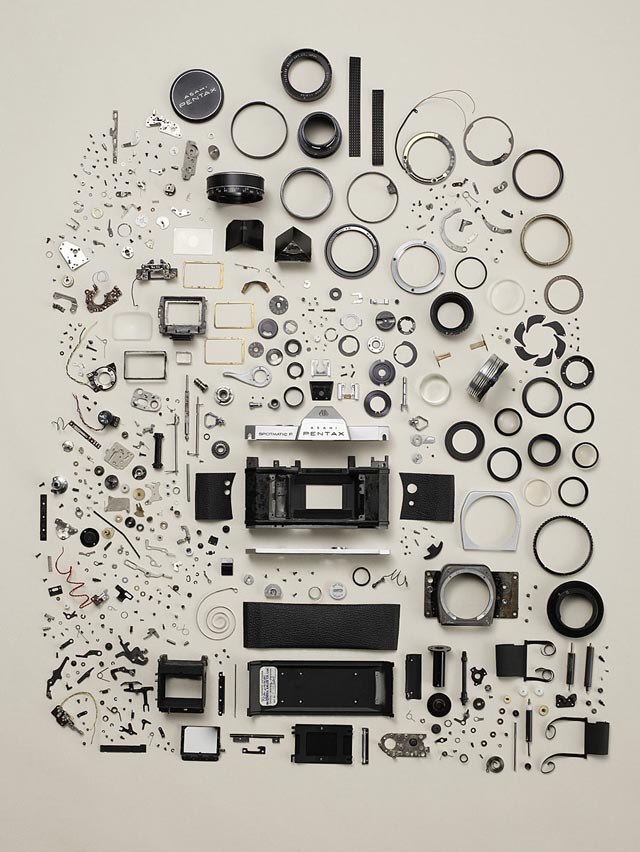 Todd McLellan, Disassembly