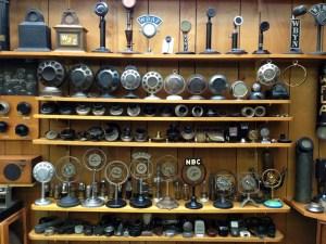 Bob Paquette's Microphone Museum