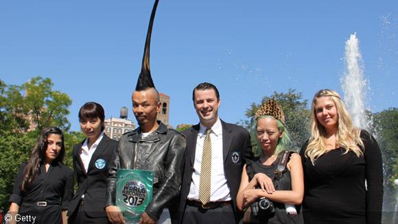 Japanese Man Breaks The Guinness World Record For Tallest