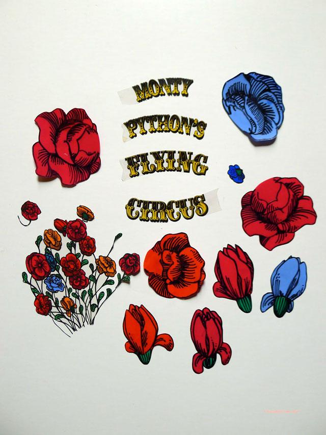 Monty Python Roses