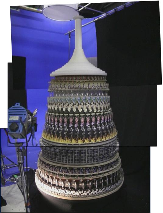 Monty Python Phonotrope by Jim le Fevre