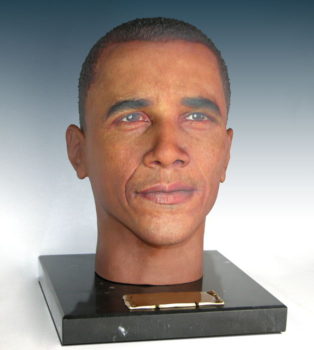 Earn For Ashes >> Personal Cremation Urns That Look Like Disembodied Heads