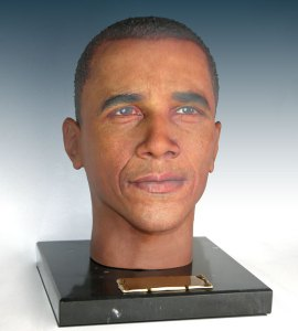 Mr. President as an urn