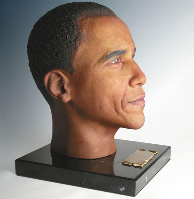 Obama Urn