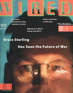 WIRED Issue 1.1