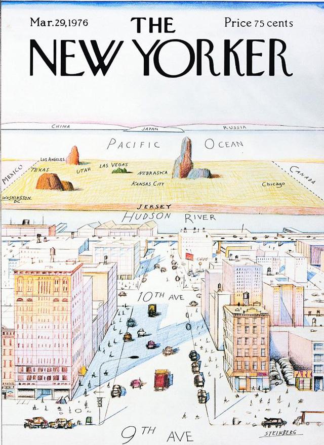 New Yorker 1976