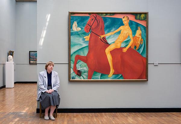 New Tretyakov Gallery