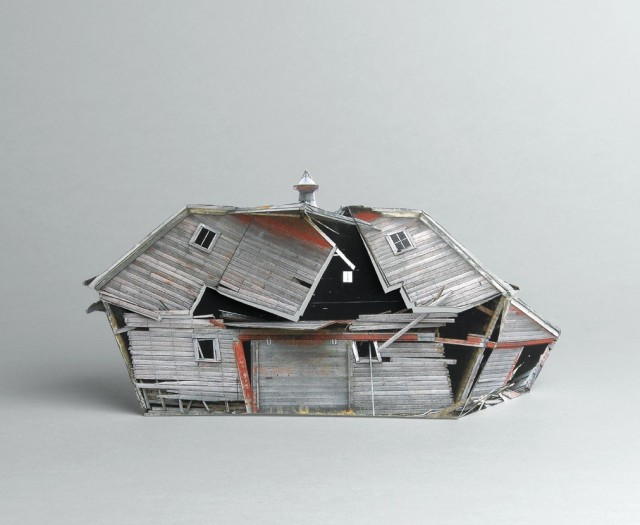 Broken Houses by Ofra Lapid