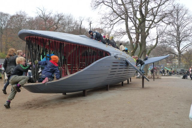 Marvelous Playgrounds by Monstrum