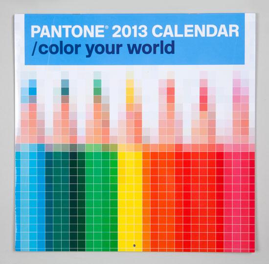 Pantone Cover