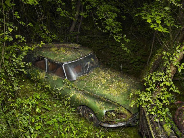 ParadiseParking 12 peterlippmann 640x480 Paradise Parking, Beautiful Photos of Abandoned Cars Decaying in Nature by Peter Lippmann