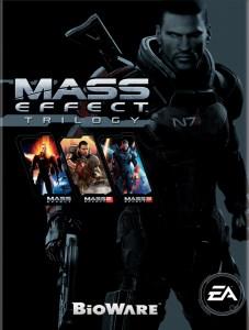 Mass Effect Trilogy Cover - BioWare