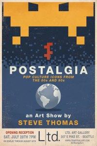 POSTALGIA - Stop The Invasion by Steve Thomas