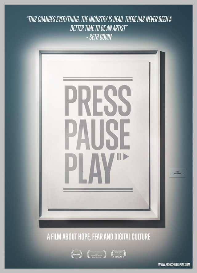 PressPausePlay by House of Radon
