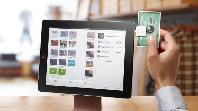 Square Register Turns Ipad Into Point Of Sale System For
