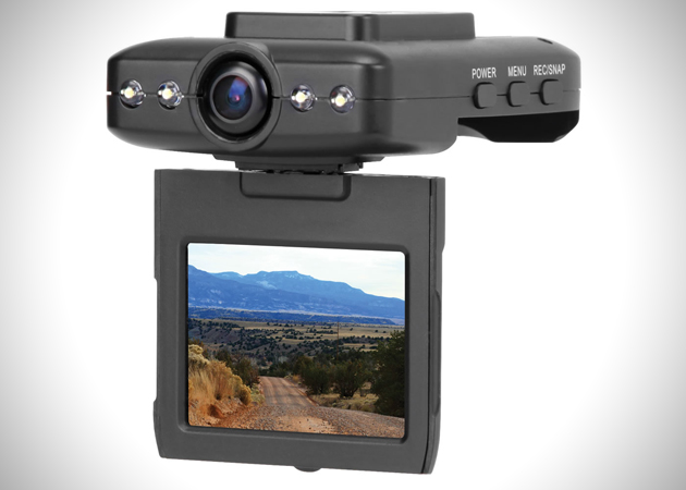 Roadtrip video recorder