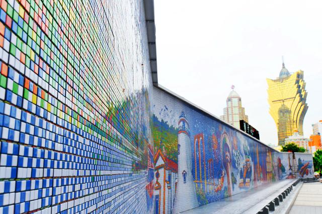 Rubiks Mural