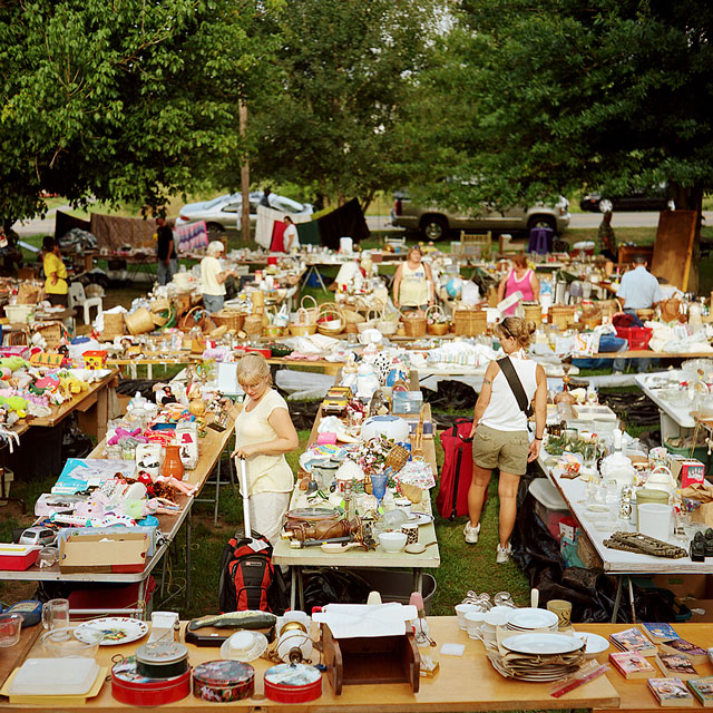 Yard Sales, An Ongoing Photo Series of the U.S. Yard Sale Culture