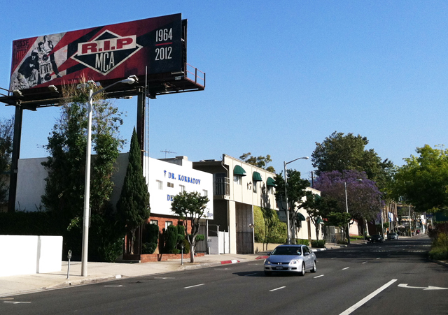 MCA Billboard
