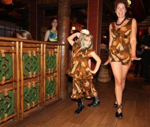 Tiki Oasis Fashion Show