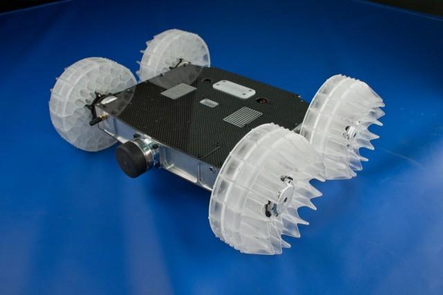 SandFlea by Boston Dynamics