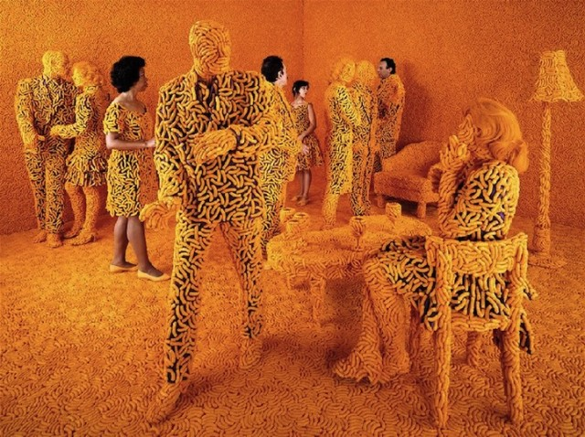 Surreal Scenes by Sandy Skoglund