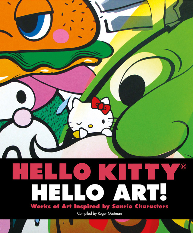 Hello Kitty, Hello Art! - The Book