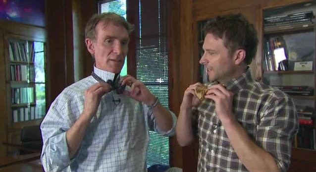 Bill Nye and Chris Hardwick