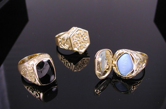 Stash Rings
