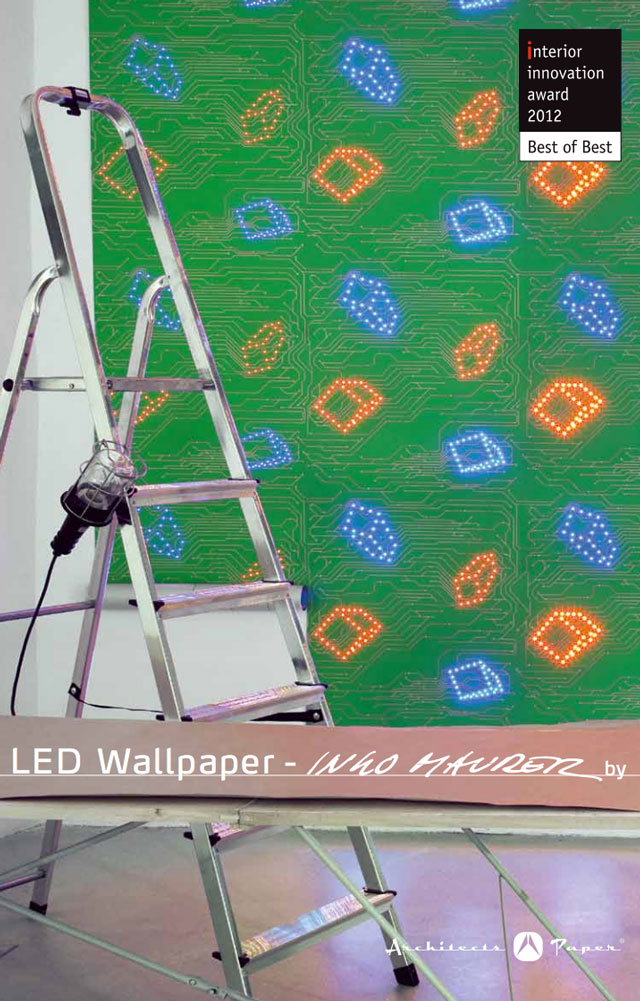 LED Wallpaper