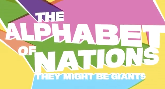 The Alphabet of Nations