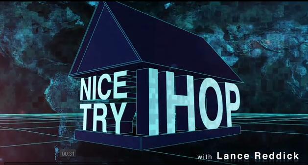 Nice Try, IHOP