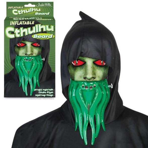 Evil beard